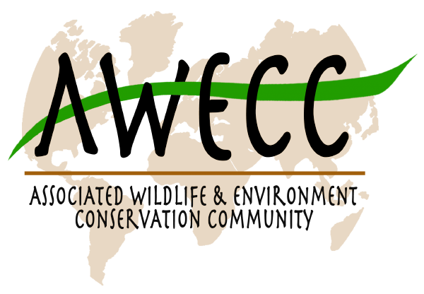 AWECC – Associated Wildlife and Environment Conservation Community Logo